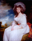 Mrs Blackburne by George Romney