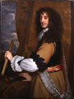 Prince Rupert of the Rhine by Sir Peter Lely