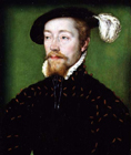 James V by Corneille de Lyon