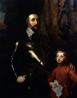 Earl of Arundel by Studio of Sir Anthony  Van Dyck