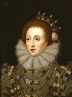 Queen Elizabeth I by  Anglo-French School