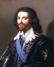 The Duke of Buckingham by Studio of Gerrit van Honthorst