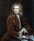 Edmund Halley by Sir Godfrey Kneller Bt, Circle of
