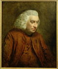 Dr Samuel Johnson by John Opie