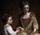 The artist's children by Sir John Baptist De Medina