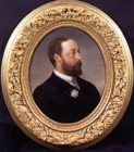 King Edward VII by Robert Antoine Muller