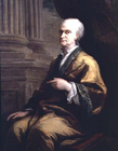 Sir Isaac Newton by Sir James Thornhill