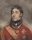 Stapleton Cotton, 1st Viscount Combermere by John Wright